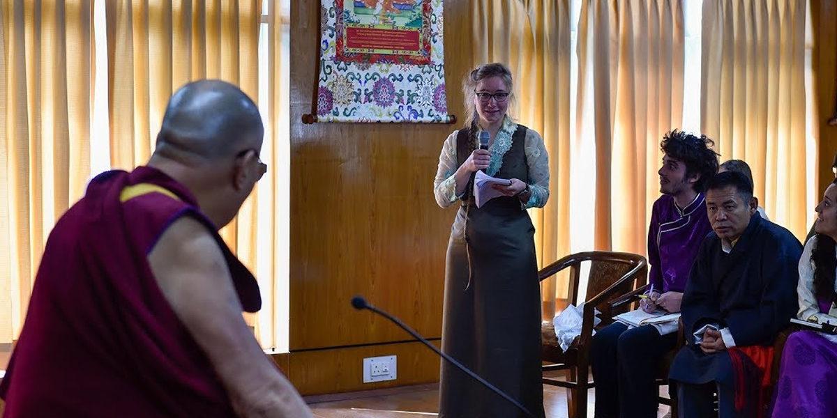 Latest Speech By Dalai Lama