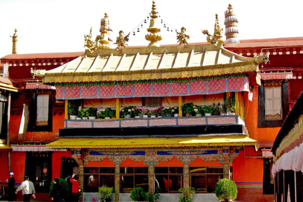 The Hidden Truth About Jokhang Temple Fire
